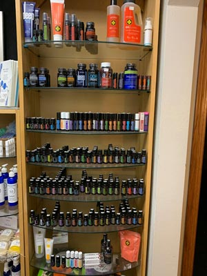 Doterra products in store